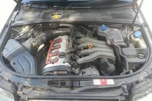 б/у Приемные трубы Audi A4