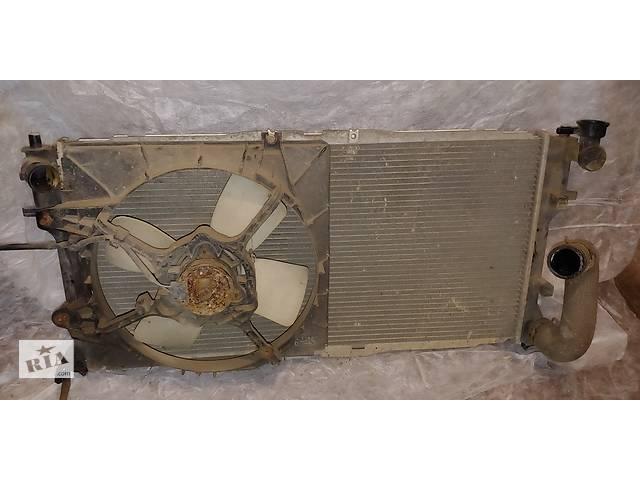 бу Б/у радиатор для Mazda 626 1997-2001 2.0 бенз. в Малине