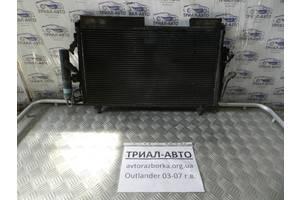 б/у Радиаторы кондиционера Mitsubishi Outlander