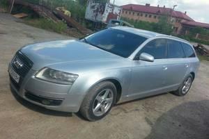б/у Рейлинги Audi A6