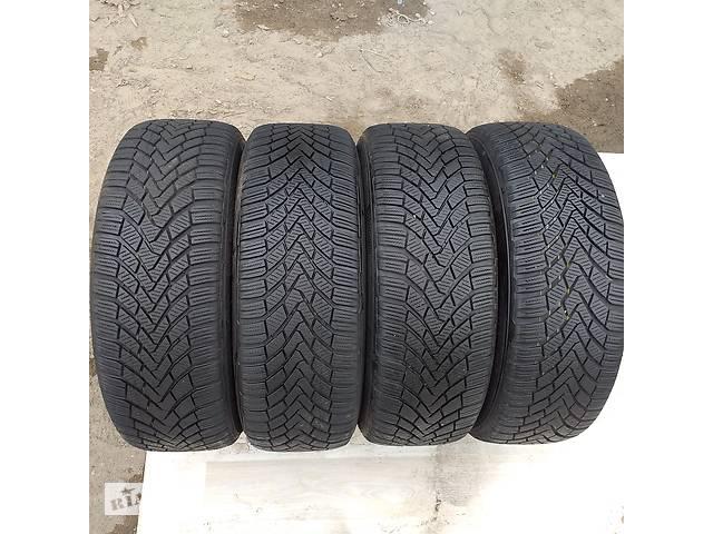 продам Б/у шини 205/55/16 Continental TS850 4х7-6.5 mm протектор резина зимова бу в Львові