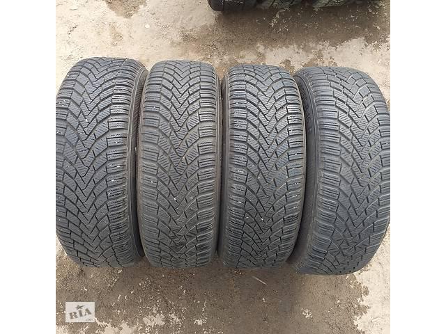 купить бу Б/у шини 205/55/16 Continental TS850 4х8-7 mm протектор резина зимова в Львове