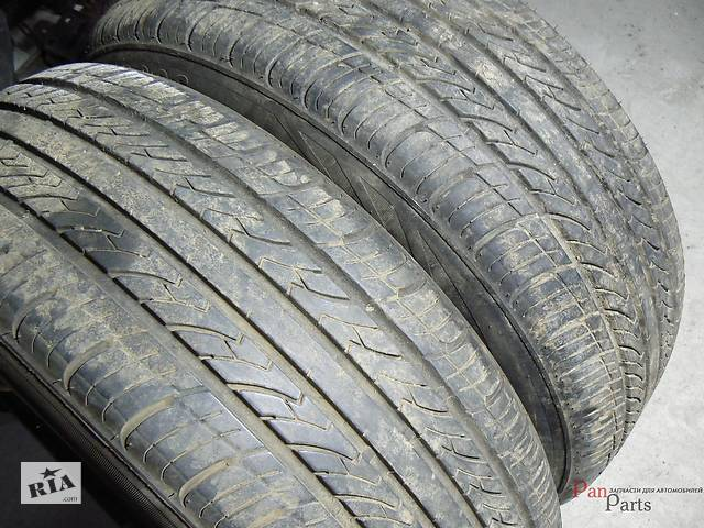 бу Б/у шины для легкового авто R15 2 шт в Яворове (Львовской обл.)