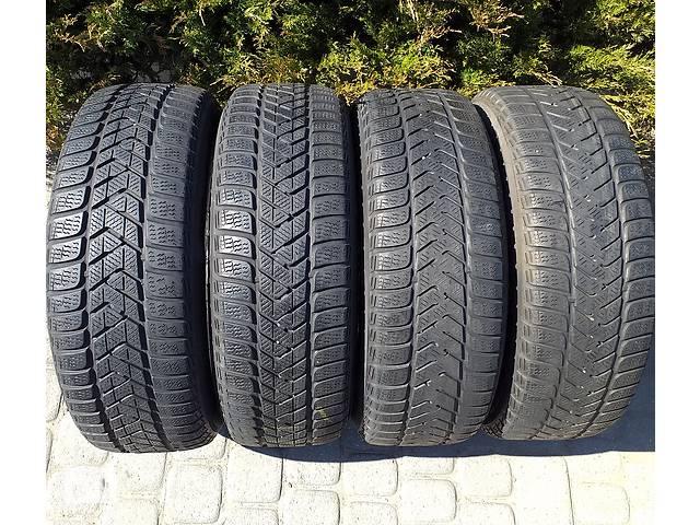 Б/у Шини зимові 205/60/16 Pirelli Sottozero3 2х6мм 2х4мм зимові- объявление о продаже  в Львове