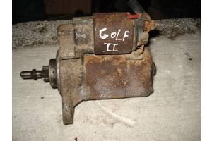 б/у Стартеры/бендиксы/щетки Volkswagen Golf II