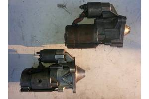 б/у Стартеры/бендиксы/щетки Peugeot 407