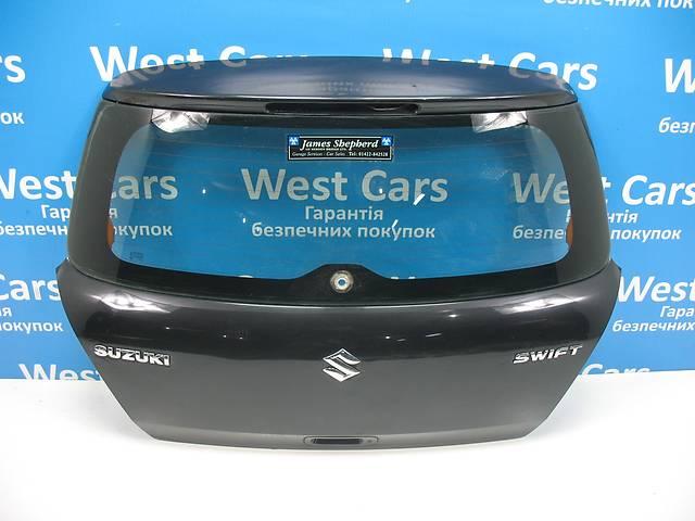 Б/У 2005 - 2010 Swift Кришка багажника. Вперед за покупками!- объявление о продаже  в Луцьку