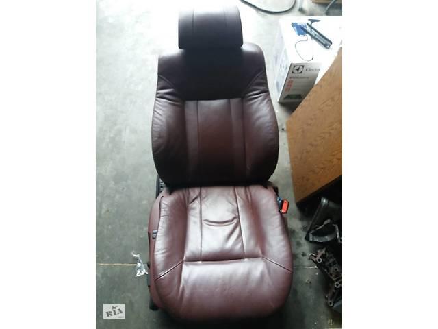купить бу Б/у сиденье для BMW E60 в Ужгороде