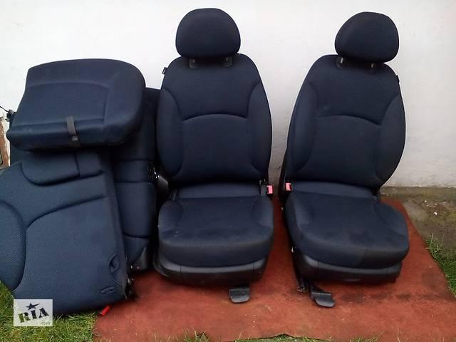 Б/у сиденье для Fiat Stilo- объявление о продаже  в Радивилове