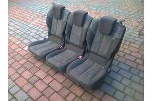 б/у Сидения Renault Scenic