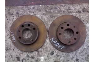 б/у Тормозные диски Opel Kadett