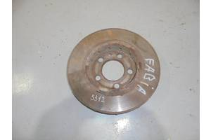 б/у Тормозные диски Skoda Fabia