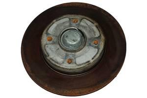 Б/У Тормозной диск ступица зад с ABS D249 PEUGEOT 308 07-13