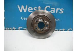 Б/У Тормозной диск задний проточеный (d - 317мм. s - 18.0мм) Charger 2004 - 2010 04779209AC. Вперед за покупками!