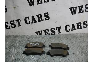б/у Тормозные колодки комплекты Peugeot Partner груз.