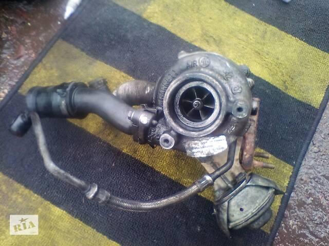 купить бу Б/у турбина для Citroen Jumpy/ Peugeot Expert/ Fiat Scudo 2006-2014 fiat scudo 2.0hdi в Ковеле