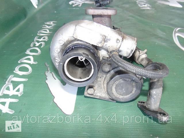 купить бу Б/у турбіна турбіна (МКПП) Hyundai Tucson 2.0 CRDi Hyundai Tucson 4WD Хюндай Туксон Хундай з 2004 р. в Рівному