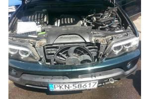 б/у Вискомуфты/крыльчатки вентилятора BMW X5