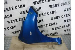 Б/У Крило переднє праве синє Yaris 2006 - 2011 5381152210. Вперед за покупками!
