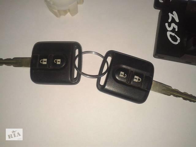 Б/у  два ключа и антенна иммобелайзера для Nissan Murano z50- объявление о продаже  в Киеве