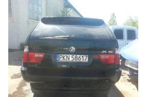 б/у Замки крышки багажника BMW X5