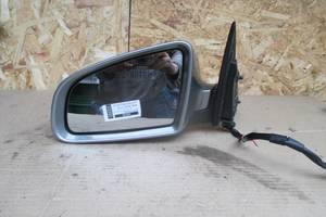 Б/у зеркало боковое левое для Audi A6 C6 2004-2011 , E1010754