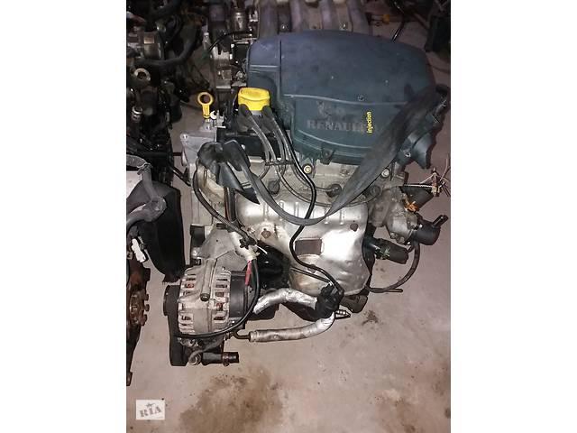 Б/в двигун 1.4  1.6  для Renault Kangoo 1998, 2009- объявление о продаже  в Ровно