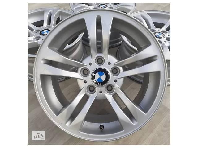 Б/в Диски BMW R17 5x120 8j ET46 F30 E90 E46 X1 X3 E83 F25 X5 Opel Insignia- объявление о продаже  в Львове
