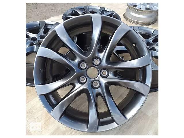 продам Б/в Диски Mazda R19 5x114 7.5J ET45 CX-3 CX-5 CX-9 3 6 Hyundai Tucson Kia бу в Львове