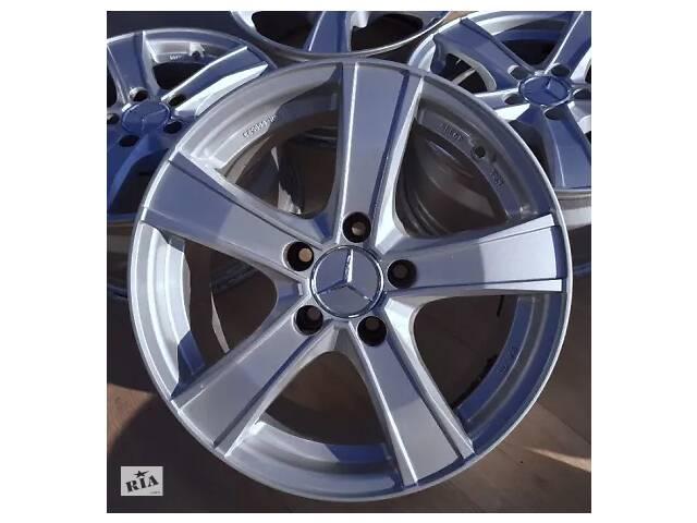 продам Б/у Диски Mercedes R16 5x112 7,5 j et42 W211 W212 Vito Мерседес Віто Р16 бу в Львові