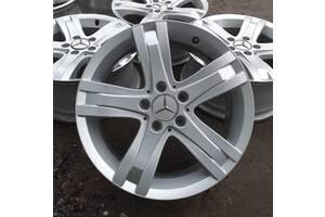 Б/в Диски Mercedes R17 5x112 ET47,5 GLK ML W176 W204 W212 W220 Vito 211