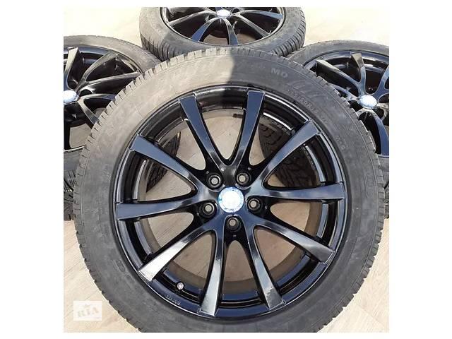 купить бу Б/в Диски Mercedes R18 5x112 W211 W212 W221 ML GLC SLK Audi A4 A6 A5 Q5 VW в Львове