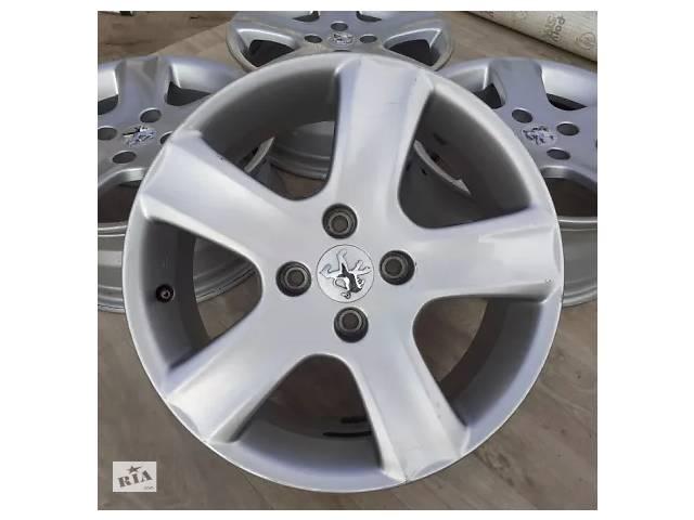 продам Б/в Диски Peugeot R16 4x108 6,5J ET31 206 307 308 Partner Citroen Ford Р16 бу в Львове