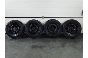 Б/у Диски шины колеса Peugeot Citroen 4x108 ET23 Debica 185/65 R15 Dia