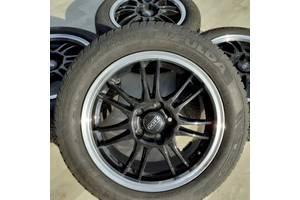 Б/в Диски Skoda R16 5x112 7j e48 Octavia Superb VW Passat Golf Jetta Caddy