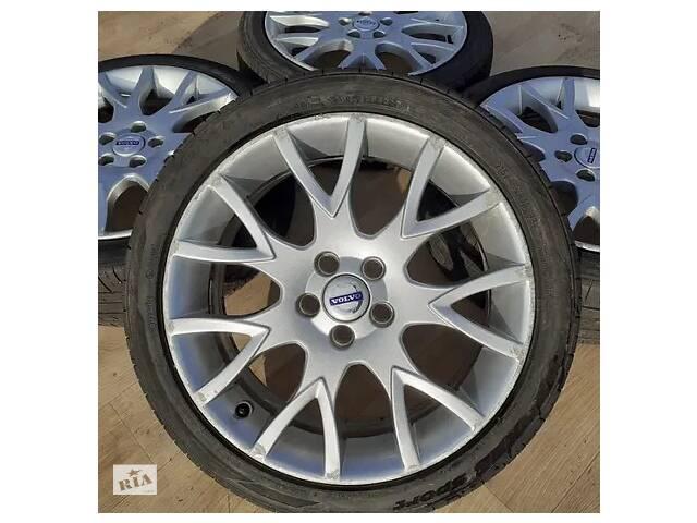 купить бу Б/в Диски Volvo R18 5x108 ET52 C30 S60 S80 V40 V60 XC Ford Mondeo Focus в Львове