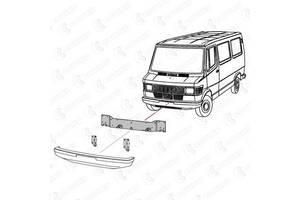 Усилитель переднийMercedes 207-410 '77-95 шина (4cars ) 6013101622, 5204000305
