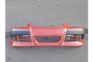 Бампер передний 00009 Spase Star 00-04r Mitsubishi