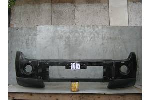 б/в бампери передні Mitsubishi Pajero Wagon