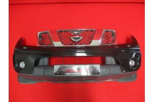 б/у Бамперы передние Nissan Navara