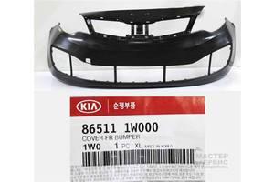 Новые Бамперы передние Kia Rio