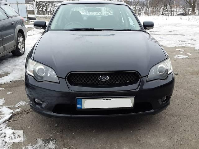 продам Бампер передний Subaru Legacy B13, 2.0, 2.5, 2003-2005, 57704AG000 бу в Хмельницком
