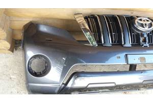 б/у Бамперы передние Toyota Land Cruiser 200