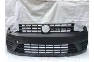 Бампер передний Volkswagen Caddy Фольксваген Кадди новий