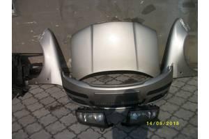 Бамперы передние Skoda Fabia