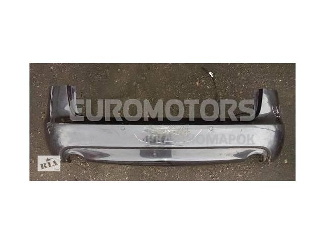 купить бу Бампер задний 2 части универсал -09 Audi A6 (C6) 2004-2011 4F9807511A в Киеве