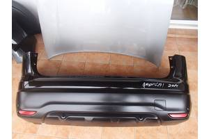 б/в бампери задні Nissan Qashqai