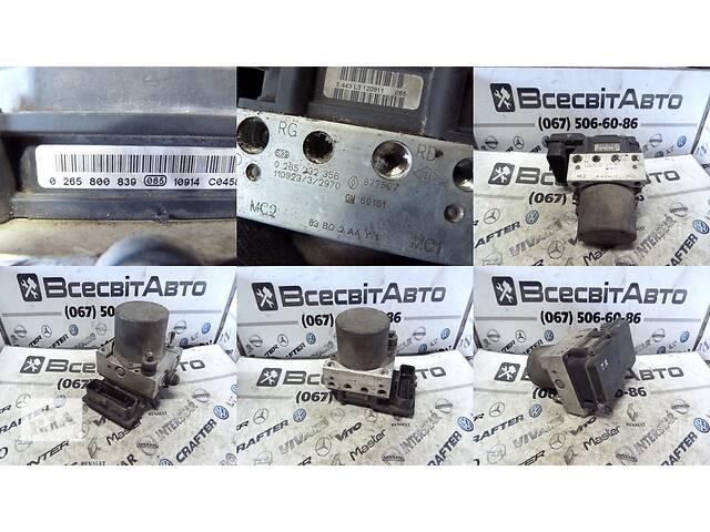 Блок управления ABS Nissan Primastar (2010-2011) 0265800839  0265232356- объявление о продаже  в Звенигородке