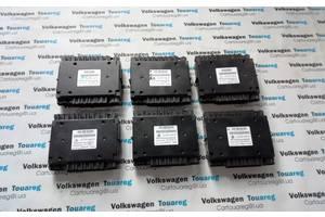 Блоки управления Volkswagen Touareg