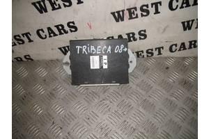 б/у Блоки управления двигателем Subaru Tribeca